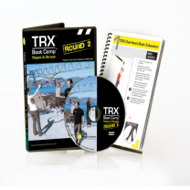 DVD TRX Boot Camp Ropes and Straps Parte 2