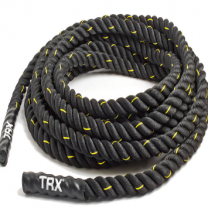 Battle rope TRX